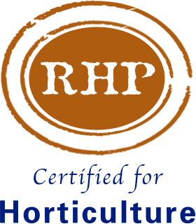 RHP - Certified for Horticulture